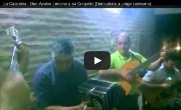 El Duo Avalos Lencina y su Conjunto Interpretando