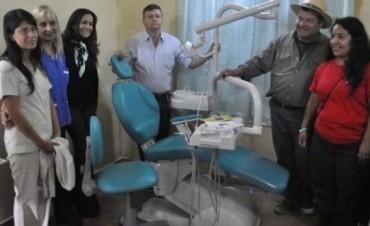 Peppo inauguró un Consultorio Odontológico