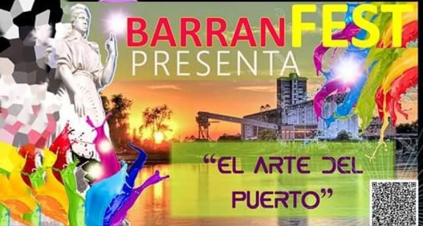 BARRAN FEST EL PUERTO DE LAS ARTES