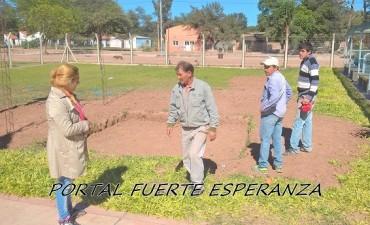 Arenero para el Jardín de Infantes 215