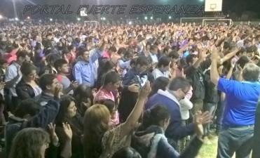 Avivamiento, Milagros y Salvación en Fuerte Esperanza