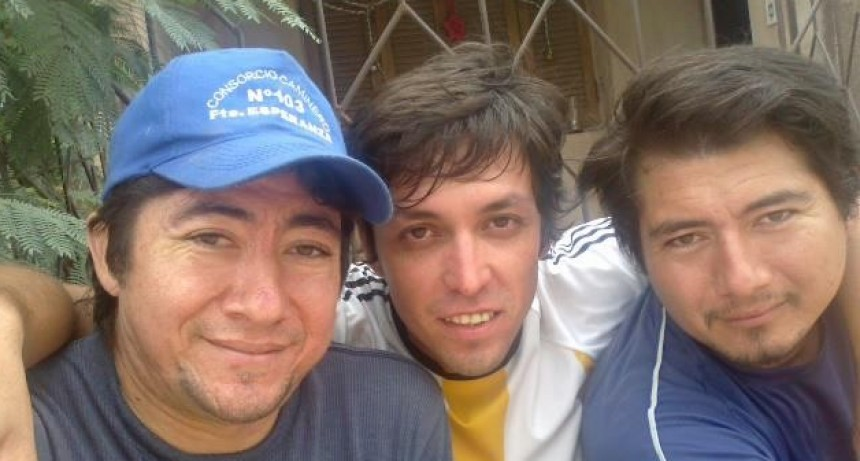 Feliz Cumpleaños Alejandro Parada