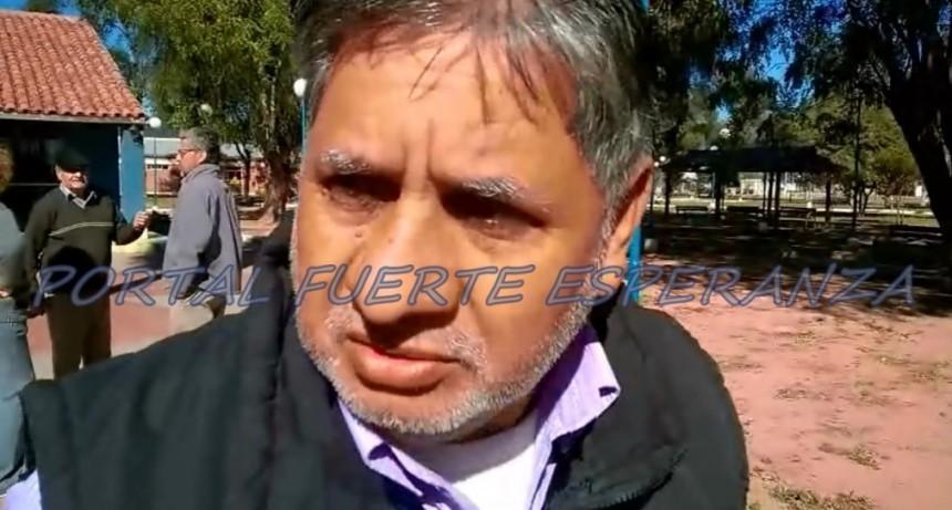 """Fredy Orellana dijo Presente en la Autoconvocatoria ciudadana por el pedido de Pavimentación de la Ruta Provincial N° 14 """"Juana Azurduy"""""""
