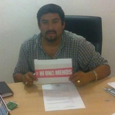 Walter Correa dijo: Ni una menos