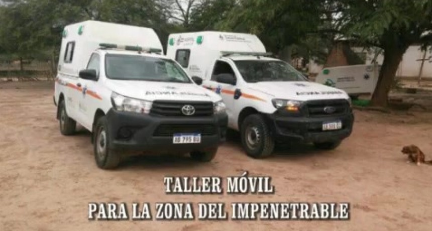 TALLER MECÁNICO MÓVIL