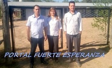Reconocimiento a la Supervisora Mónica Rojas y a la SSFE