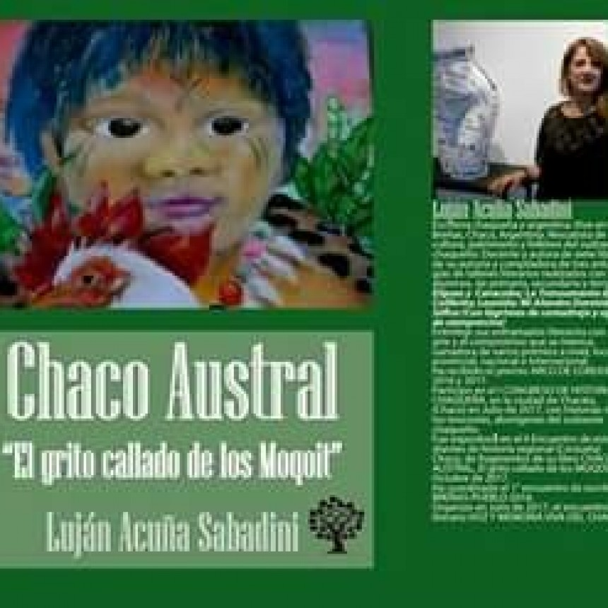 NUEVO MATERIAL LITERARIO DE LUJÁN ACUÑA SABADINI
