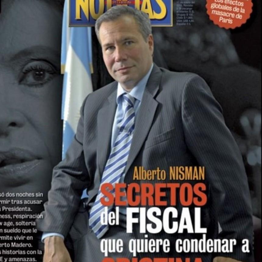 Nuevas revelaciones El custodio de Nisman que no dice toda la verdad