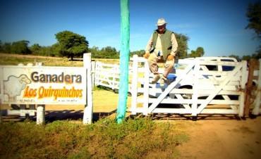 """10° Exposición en """"Ganadera Los Quirquinchos"""""""