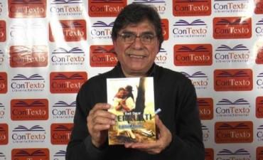 Escrachan al interventor de Mecenazgo por venderle al Instituto de Cultura ejemplares de su propio libro por $ 50 mil