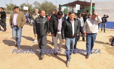 Apertura del 2° Festival del Quebracho Colorado en Fuerte Esperanza
