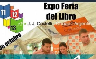 CASTELLI ABRE HOY SU FERIA DEL LIBRO 2017
