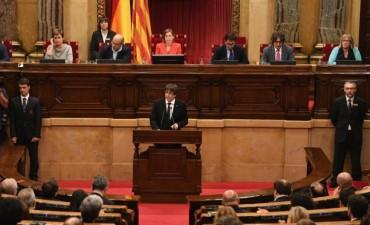 La independencia de Cataluña: noticias de última hora
