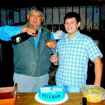 Feliz Cumple Esteban De Domingo!!!