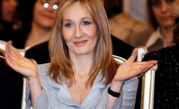 Dos editoriales rechazaron a J.K. Rowling, después de Harry Potter