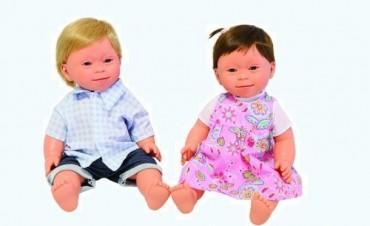 Juguetería lanza muñecos con Síndrome de Down para sensibilizar a grandes y chicos