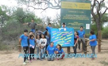 """La EEP N° 887 y su viaje a la Reserva Natural """"El Loro Hablador"""""""