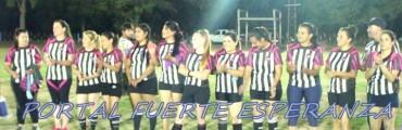 """El Equipo de Ariel Avalos """"Las Profes"""" Campeonas de la Liga de Futbol Femenino"""
