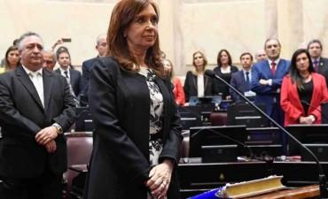 Bonadio dictó la prisión preventiva de Cristina Kirchner y pidió su desafuero