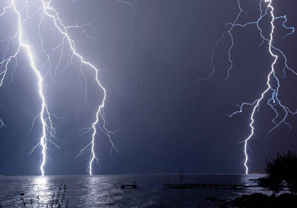 El SMN emitió un alerta a las 18:00 hs por tormentas intensas para Chaco, Corrientes y Misiones