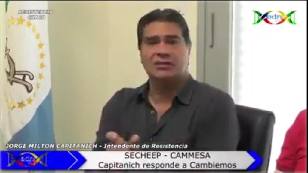 Capitanich: