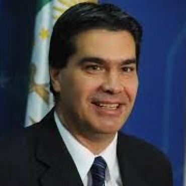 Jorge Capitanich reasume la gobernación del Chaco