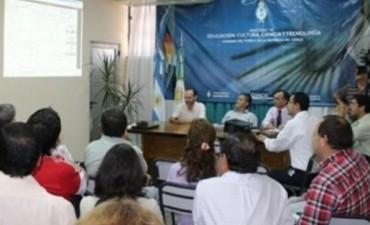 Soto Presentó el Sistema de Información y Legajo Digital