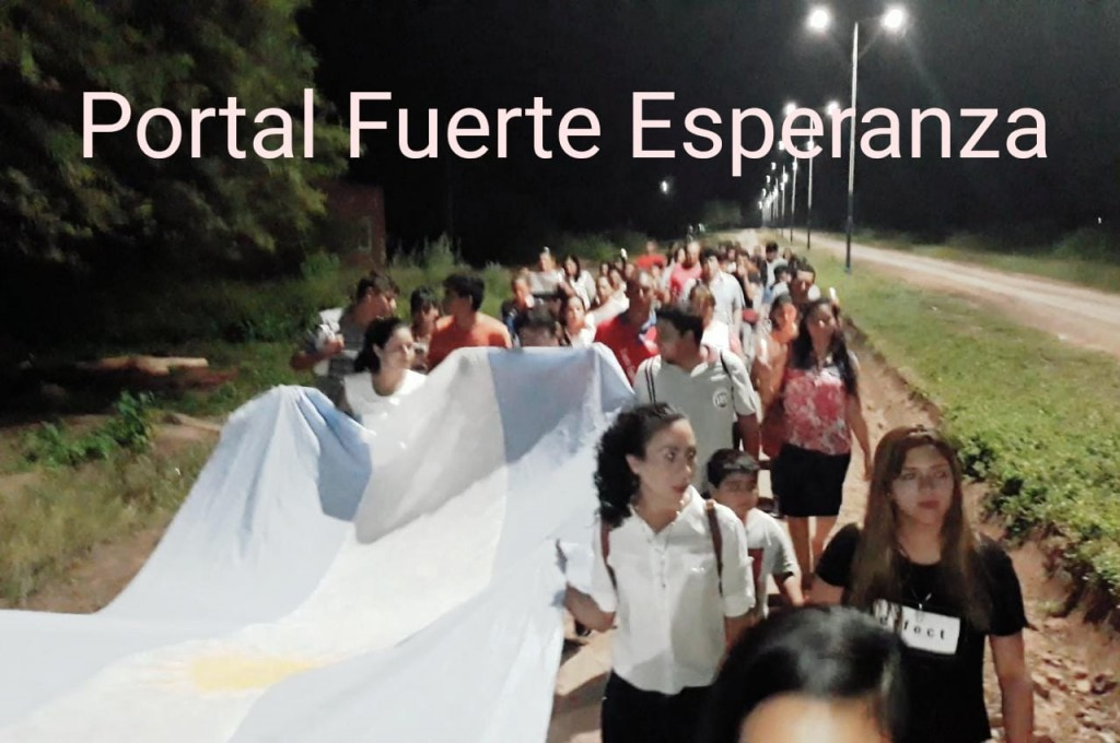 El Impenetrable: Docentes, Padres y Estudiantes siguen Marchando