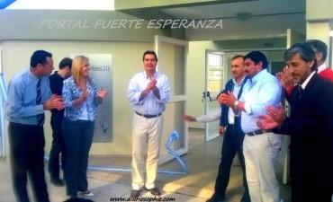 """Inauguración Jardín de Infantes N° 215 """"Mariana Inés Olmedo"""""""