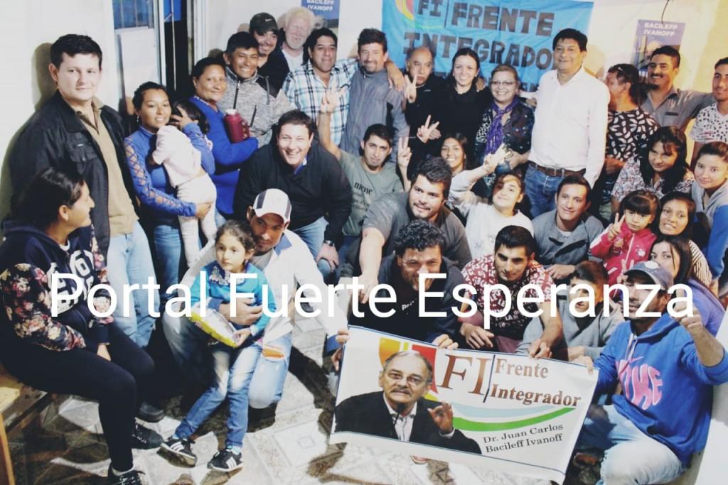 Fuerte Esperanza: Primera Reunión del Frente Integrador Encabezado por Eugenia Mercado