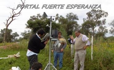 Instalación de un Pequeño Radar Meteorológico