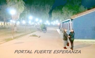 Nueva Visión Nocturna en la Plaza