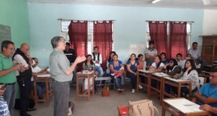 Crearon la escuela pública de gestión comunitaria indígena en Wichí El Pintado