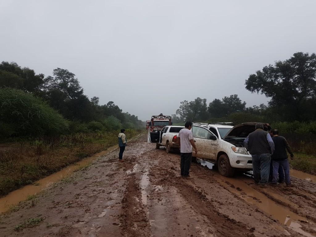 Mañana Todos por la Azurduy: El pueblo se une para pedir la pavimentación de la Ruta Provincial N °14