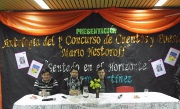Presentación de la Antologías del 1er Concurso Literario Internacional
