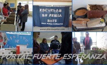 Escuelas en Feria-  EFA N° 1 Instancia local 2015
