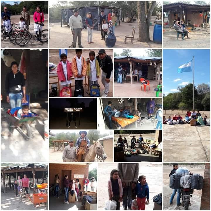 ¿Qué es ser docente rural en El Impenetrable Chaqueño? - Por Elvio López.