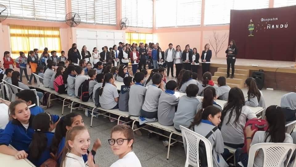 Villa Angela sera Sede del Certamen Zonal de las Olimpiadas Matematicas de Nivel Primario.