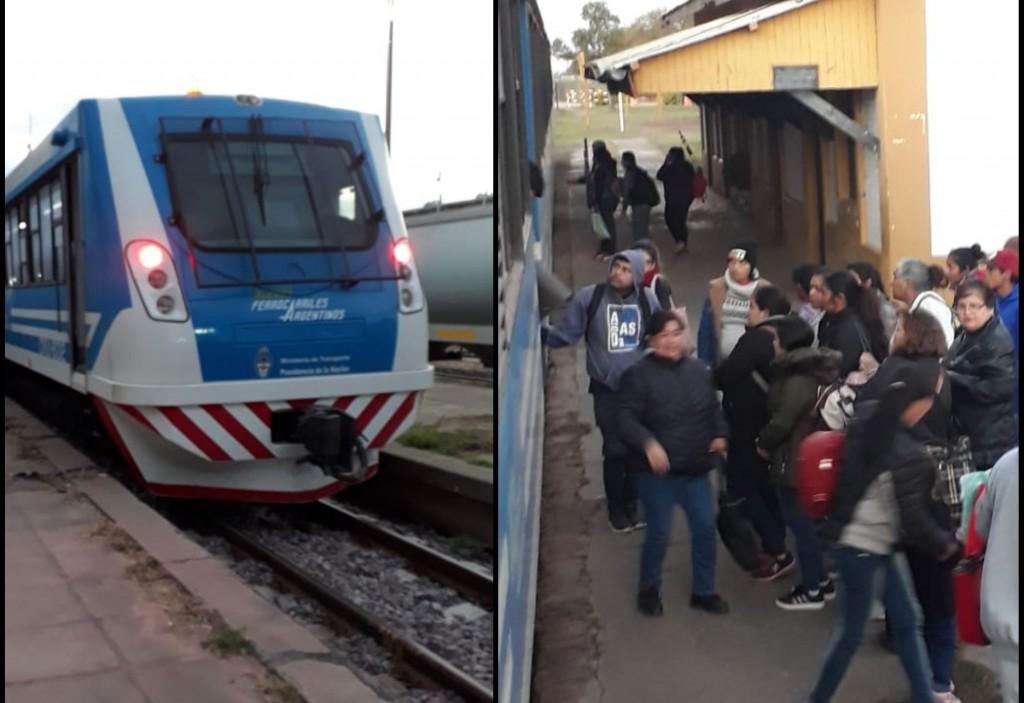 Chorotis: El Tren No Llega Nunca