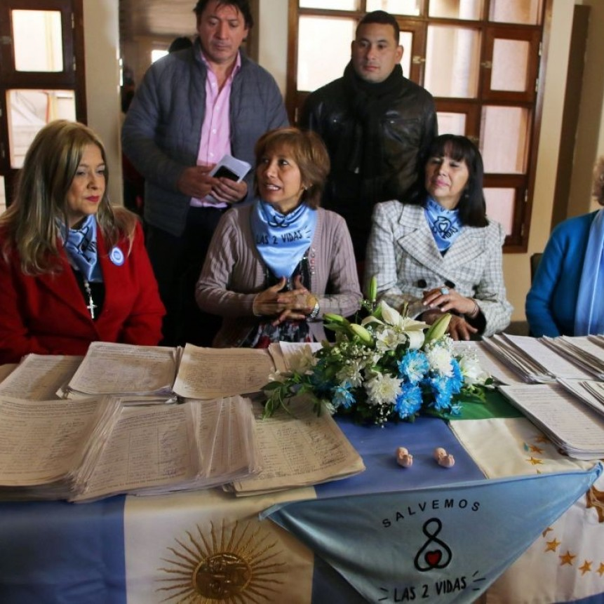 El Chaco juntó 25.000 firmas