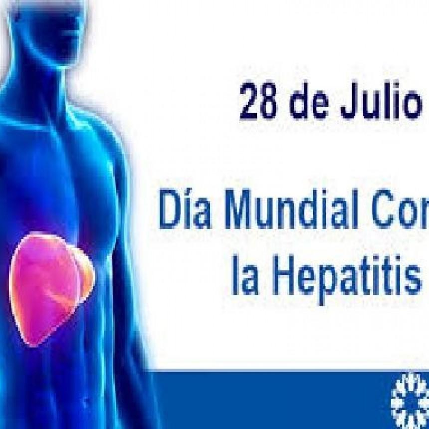 28 de julio 2018: Día Mundial de la Hepatitis