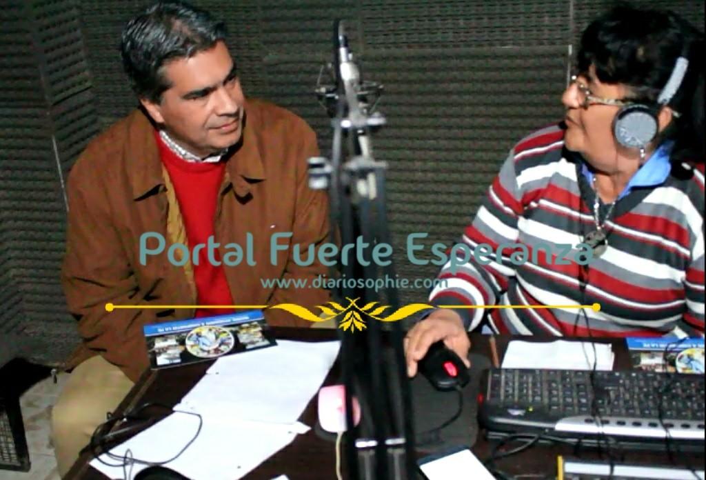 Entrevista a Jorge Capitanich Candidato a Senador | Impenetrable