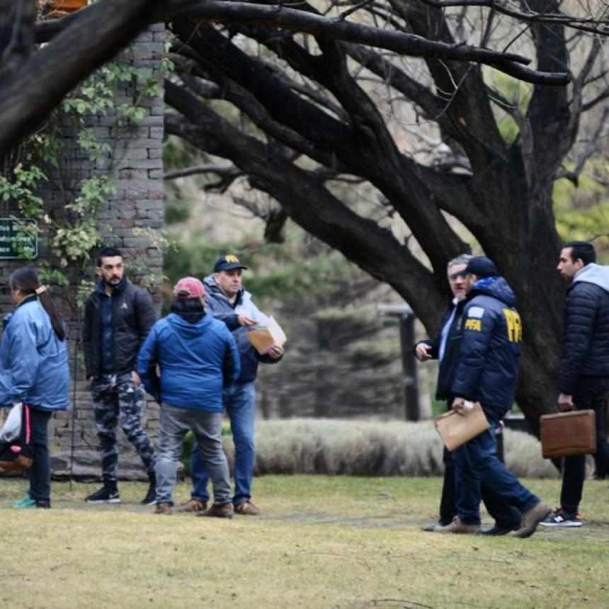 Lo que dejó el allanamiento a Cristina Kirchner