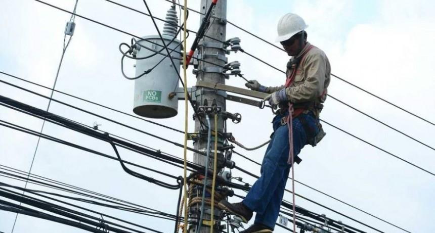 Fuerte Esperanza: Veintitrés Horas con Treinta y Tres Minutos Sin Energía Eléctrica