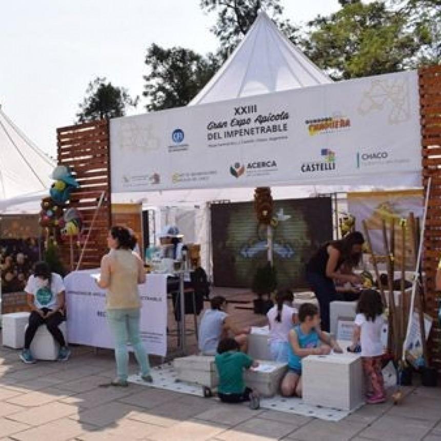 Castelli se alista para una nueva edición de la Expo Apícola