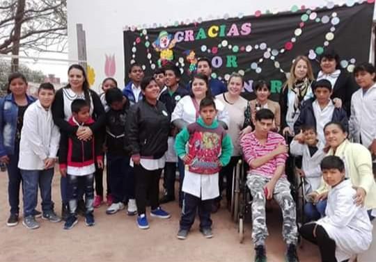 Día Nacional de la Educación Especial | Feliz Día a las Maestras de la EEE N° 49