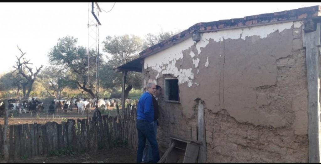 Nikisch denunció «abandono» de un puesto sanitario en Comandancia Frías