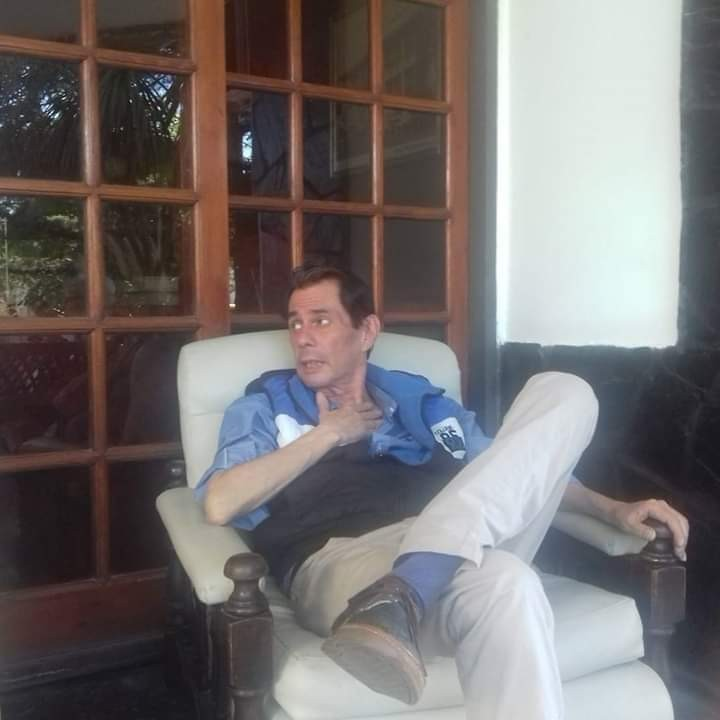 Se nos fue Carlos de la Cruz Banegas | El Periodismo Independiente de Luto