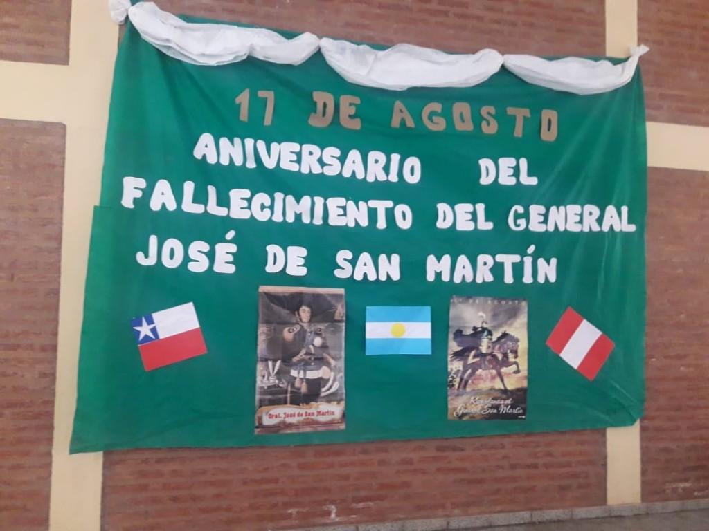 17 de Agosto - Acto Aniversario del Fallecimiento del General José de San Martín | Fuerte Esperanza | 2019