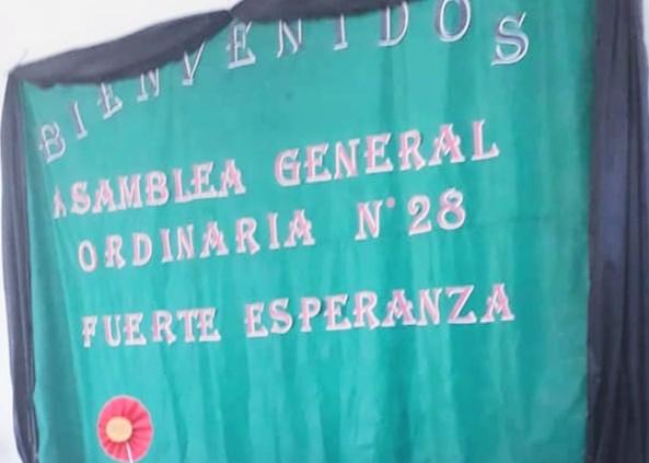 Asamblea General Ordinaria N° 28 del Consorcio C. N° 103 de Fuerte Esperanza